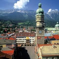 Innsbrucks Altstadt