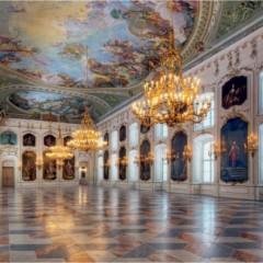 Die Hofburg in Innsbruck